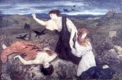 Antigone e Polinice